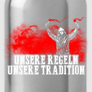 Pyro - Unsere Tradition T-Shirts - Trinkflasche