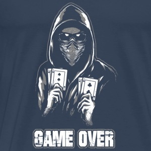 ACAB - GAME OVER Pullover & Hoodies - Männer Premium T-Shirt
