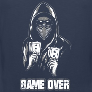 ACAB - GAME OVER Pullover & Hoodies - Männer Premium Tank Top