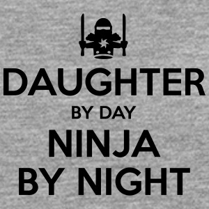 daughter day ninja by night - Men's Premium Longsleeve Shirt