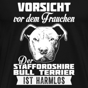 Staffordshire Bull Terrier Manches longues - T-shirt Premium Homme