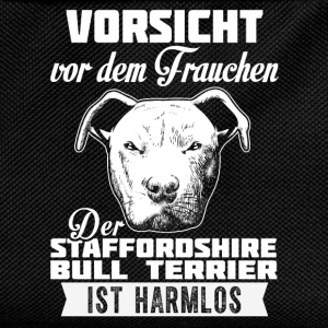 Staffordshire Bull Terrier T-Shirts - Kids' Backpack