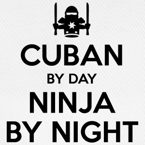 cuban day ninja by night - Baseball Cap