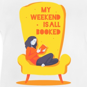 My weekend is all booked T-shirts - Baby T-shirt