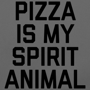 Pizza Spirit Animal Funny Quote Caps & Mützen - Umhängetasche