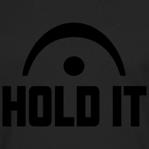 HOLD IT FERMATE T-Shirts - Männer Premium Langarmshirt