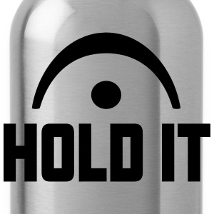 HOLD IT FERMATE T-Shirts - Trinkflasche