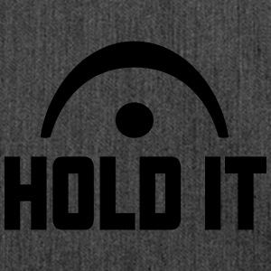 HOLD IT FERMATE T-Shirts - Schultertasche aus Recycling-Material