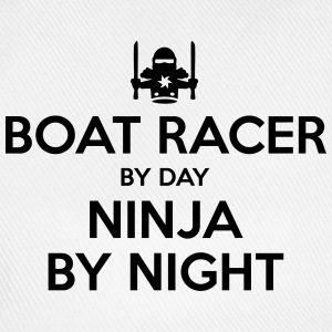 boat racer day ninja by night - Baseball Cap