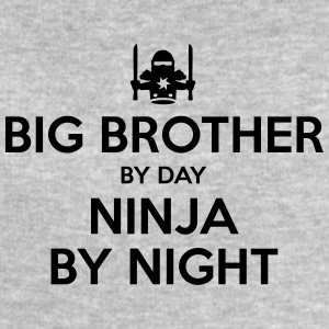 big brother day ninja by night - Men's Sweatshirt by Stanley & Stella