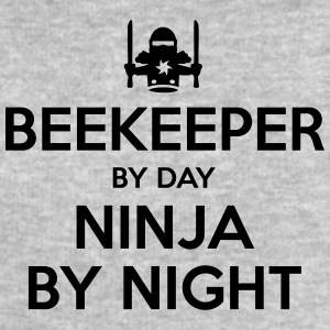 beekeeper day ninja by night - Men's Sweatshirt by Stanley & Stella