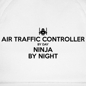 air traffic controller day ninja by nigh - Baseball Cap