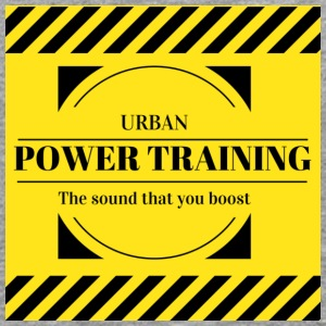 URBAN POWER TRAINING - T-shirt manches longues Premium Homme