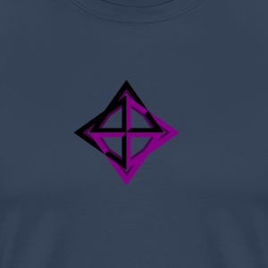 star octahedron Hoodies & Sweatshirts - Men's Premium T-Shirt