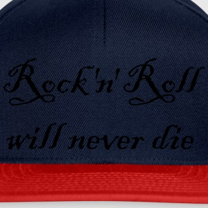 Rock n Roll T-Shirts - Snapback Cap