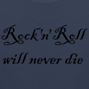 Rock n Roll T-Shirts - Männer Premium Tank Top