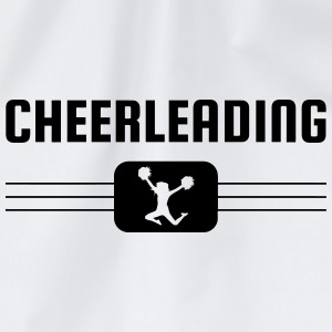 cheerleading cheerleader sport atlet atletisk T-shirts - Sportstaske