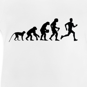 Evolution Run T-Shirts - Baby T-Shirt