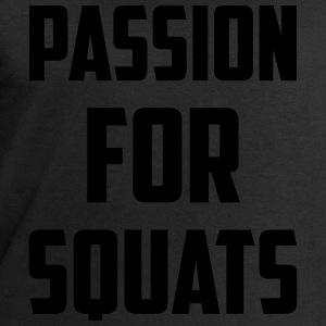PASSION FOR SQUATS T-Shirts - Männer Sweatshirt von Stanley & Stella