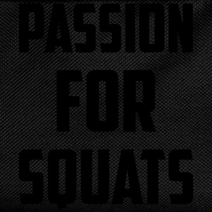 PASSION FOR SQUATS T-Shirts - Kinder Rucksack