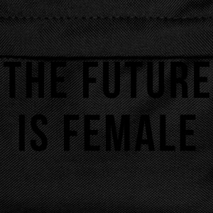 Future Is Female Quote Pullover & Hoodies - Kinder Rucksack