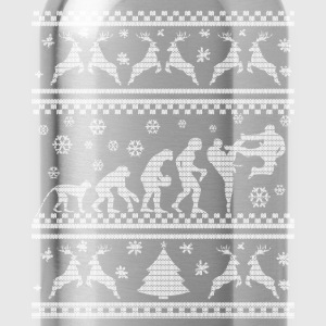 KARATE EVOLUTION WEIHNACHTSEDITION Långärmade T-shirts - Vattenflaska