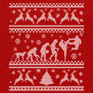 KARATE EVOLUTION WEIHNACHTSEDITION Långärmade T-shirts - Snapbackkeps