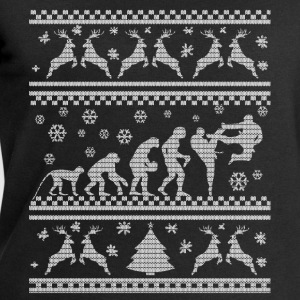 KARATE EVOLUTION WEIHNACHTSEDITION Shirts - Men's Sweatshirt by Stanley & Stella
