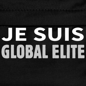 Je suis Global Elite Tee shirts - Sac à dos Enfant