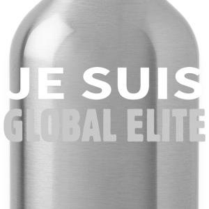 Je suis Global Elite Tee shirts - Gourde