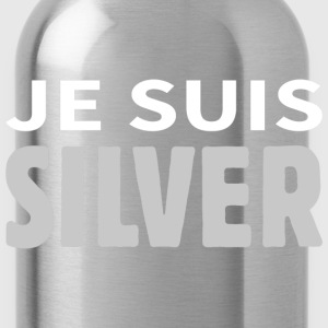 Je suis Silver Tee shirts - Gourde