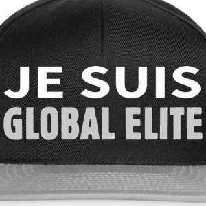 Je suis Global Elite Tee shirts - Casquette snapback