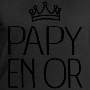 Papy En Or Tee shirts - Sweat-shirt Homme Stanley & Stella