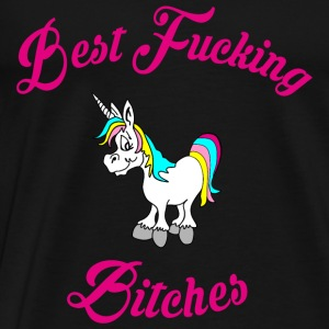 Best fucking Bitches 1 - Männer Premium T-Shirt
