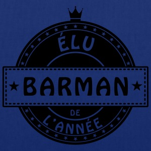 elu barman Tabliers - Tote Bag