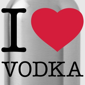 I LOVE VODKA - Gourde