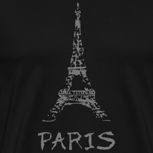 Paris Mug - Premium T-skjorte for menn