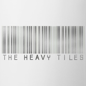 The Heavy Tiles Barcode collection - Tazza