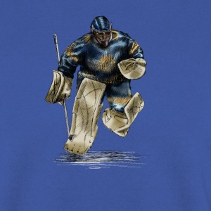 Hockey goalkeeper T-Shirts - Men's Sweatshirt