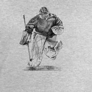 Hockey goalkeeper Shirts - Men's Sweatshirt by Stanley & Stella