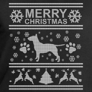 BULL TERRIER WEIHNACHTSEDITION Tee shirts - Sweat-shirt Homme Stanley & Stella