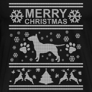 BULL TERRIER WEIHNACHTSEDITION Sweat-shirts - T-shirt Premium Homme