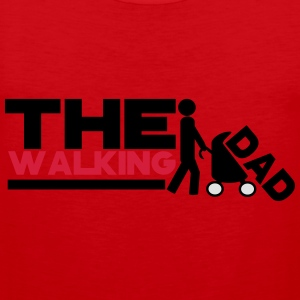 the walking dad! - Débardeur Premium Homme