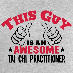 this guy is an awesome tai chi practitio - Men's Sweatshirt by Stanley & Stella