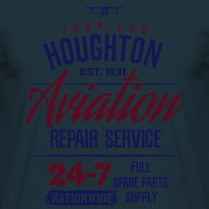 John Lee Houghton - Hoodie Version Sweatshirts - Herre-T-shirt