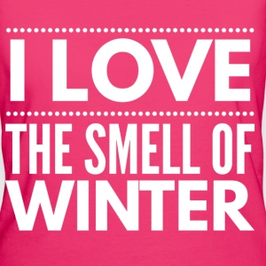 Smell of Winter Bags & Backpacks - Women's Organic T-shirt
