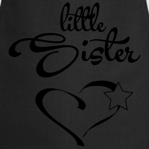 Little Sister with Heart T-shirts - Forklæde