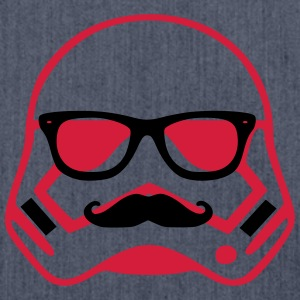 hipster troopers Tee shirts - Sac bandoulière 100 % recyclé