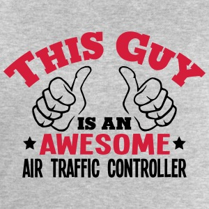 this guy is an awesome air traffic contr - Men's Sweatshirt by Stanley & Stella