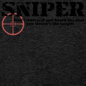 Sniper Hear - Men's Premium Tank Top